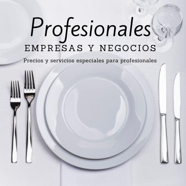 ¿Eres empresa? Consigue precios de venta al profesional en productos exclusivos para para restaurantes, distribución y profesionales.
